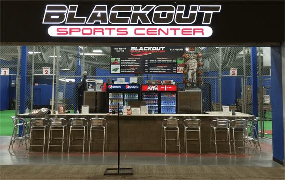 Blackout Sports Center